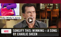 Vote - Songify This: Winning -- A Song by Charlie Sheen