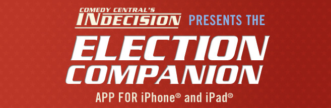 Election Companion APP for iPhone(R) and iPad(R)