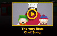 The very first: Chef Song