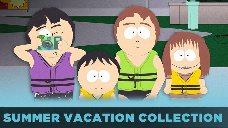 Summer Vacation Collection