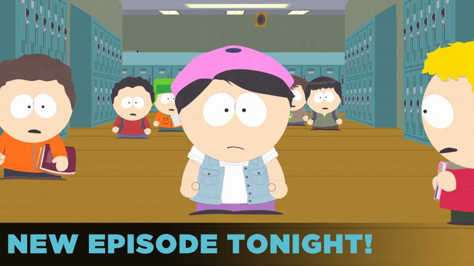 New Episode Tonight