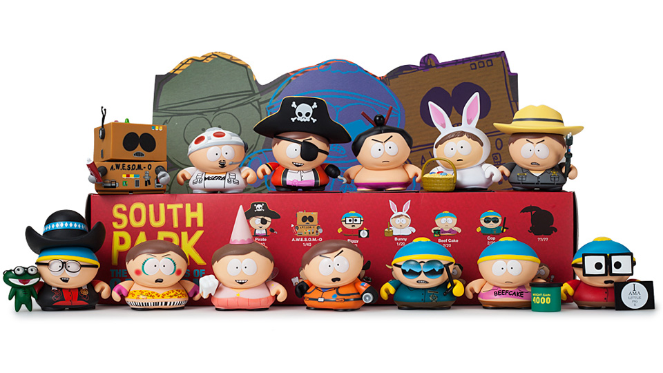THE MANY FACES OF CARTMAN 3