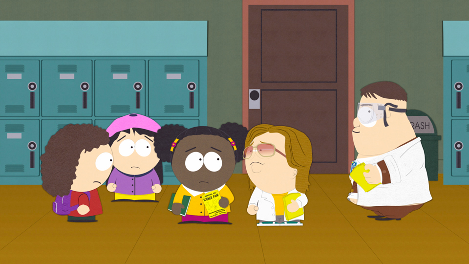 All New South Park Tonight
